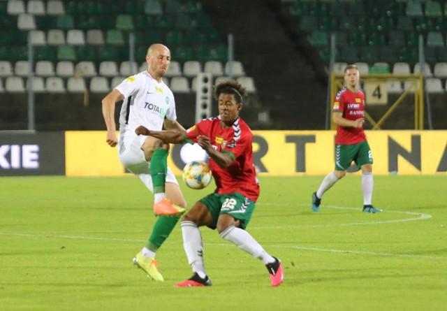 Warta Poznań zagrała bardzo dobre zawody przeciwko Zagłębiu Sosnowiec, ale w kwestii bezpośredniego awansu do PKO Ekstraklasy nic już nie zależy od niej.