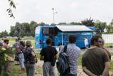 Szczepionkobus objazd po Kujawach i Pomorzu rozpoczął w poniedziałek 26 lipca od Sadek [zdjęcia]