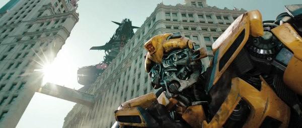 """Kadr z filmu"""" Tranfsformers 3"""