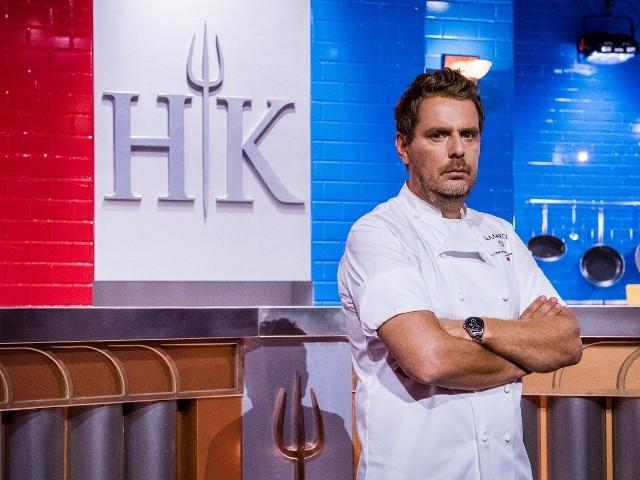 Hell's Kitchen 4. Wojciech Modest Amaro, prowadzący program