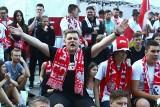 Wrocławscy kibice podczas meczu Polska-Szwecja. Co za emocje! (MNÓSTWO ZDJĘĆ)