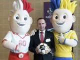 Kolporter wyłącznym dystrybutorem w Polsce maskotek na piłkarskie Euro 2012