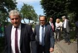Spotkanie rybaków z ministrem Markiem Gróbarczykiem w Jarosławcu [ZDJĘCIA, WIDEO]