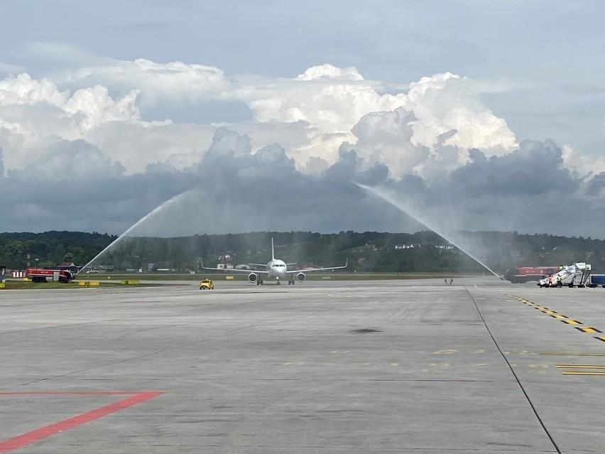 Air France wylądował w Krakowie. Uruchomiono loty na trasie Paryż – Kraków - Paryż