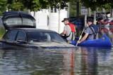 Uwaga na auta z Niemiec! Będzie zalew popowodziowych wraków