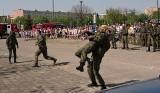 1 Podlaska Brygada Obrony Terytorialnej uczciła Dzień Flagi RP i Święto Narodowe 3 Maja [ZDJĘCIA]