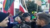 Protest w Brukseli. Wśród uczestników polscy rolnicy. Czego się domagali?