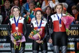 Drużyna polskich sprinterek z brązowym medalem ME w łyżwiarstwie szybkim!
