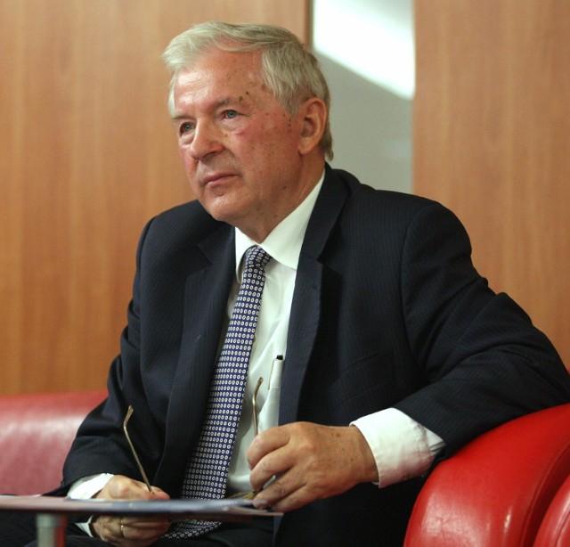 Profesor Stanisąłw Gomułka
