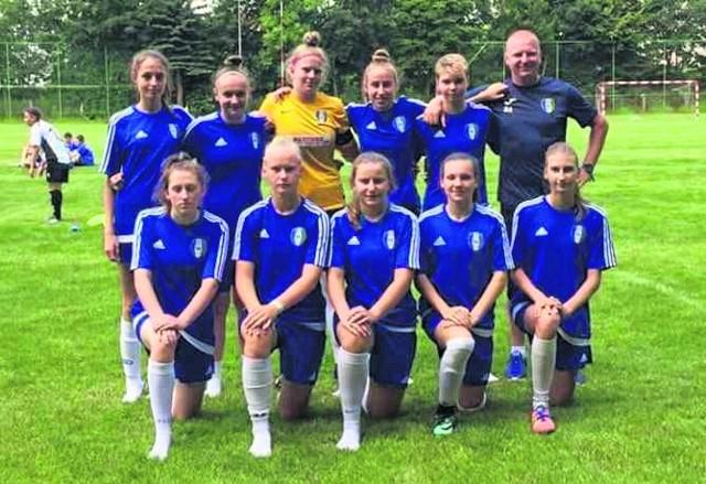 Mistrzowski zespół SP 42 Białystok na turnieju finałowym w Głuchołazach