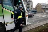 Wypadek na DK5. Samochód zderzył się z autobusem