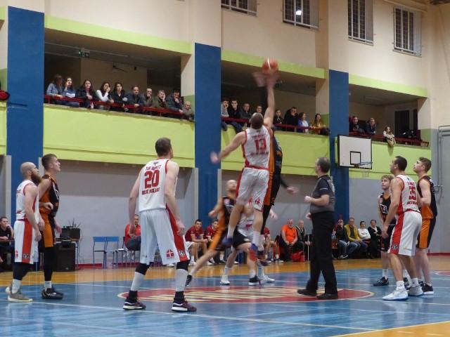 tur Basket Bielsk Podlaski odniósł 13 zwycięstwo w sezonie
