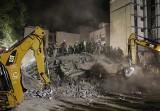 Trzęsienie ziemi w Meksyku: Dramatyczny wyścig z czasem. Trwa akcja ratunkowa [ZDJĘCIA] [WIDEO]