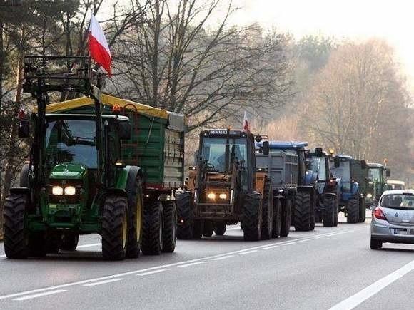Rolnicy zablokują krajową dziesiątkę.