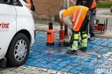 Opole. Ruszył montaż czujników w strefie płatnego parkowania, dzięki nim ma być łatwiej znaleźć wolne miejsce postojowe