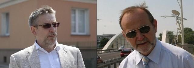 Andrzej Nowakowski i Kazimierz Skałecki.