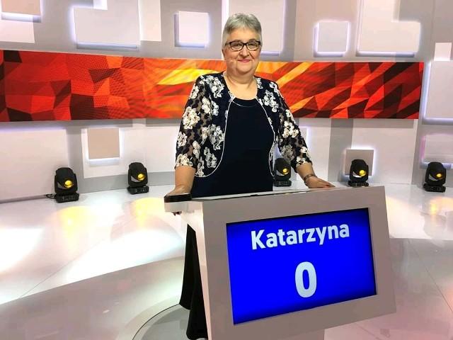Katarzyna Wojtkowiak z Nowej Soli chętnie startuje w różnych konkursach. Jak sama mówi na emeryturze ma mnóstwo czasu