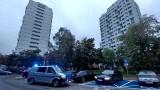 Straż i policja przy wieżowcach na wrocławskim Manhattanie. Co tam się stało? (ZDJĘCIA)