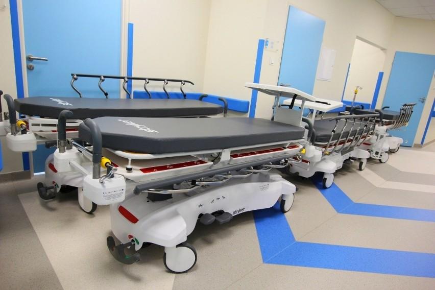 Szpital w Czerwonej Górze dostał nowy sprzęt medyczny. Za 2,5 miliona z funduszy unijnych [ZDJĘCIA, WIDEO]