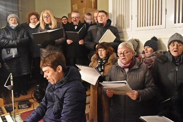 W klasztorze na Świętym Krzyżu symbolicznie rozpoczęły się obchody 100-lecia działalności Chóru Masłowianie.