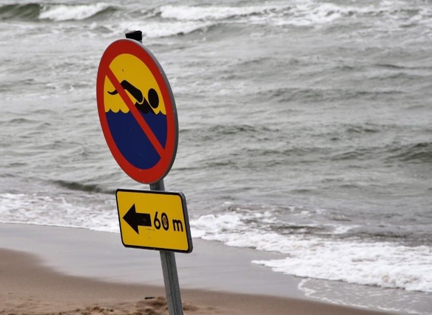 Dwoje nastolatków topiło się w Bałtyku w Darłówku Zachodnim...