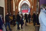 Niedziela palmowa 2021 w Białymstoku. Wierni licznie uczestniczyli w nabożeństwach (ZDJĘCIA)