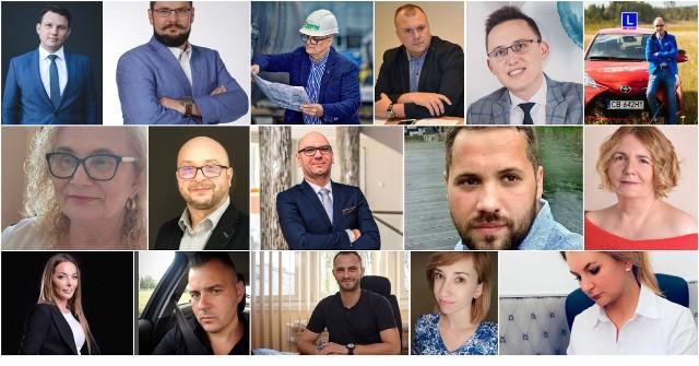 Obejrzyj galerię 20 wojewódzkich Liderów w kategorii Biznes [Stan na 10.05.2021]