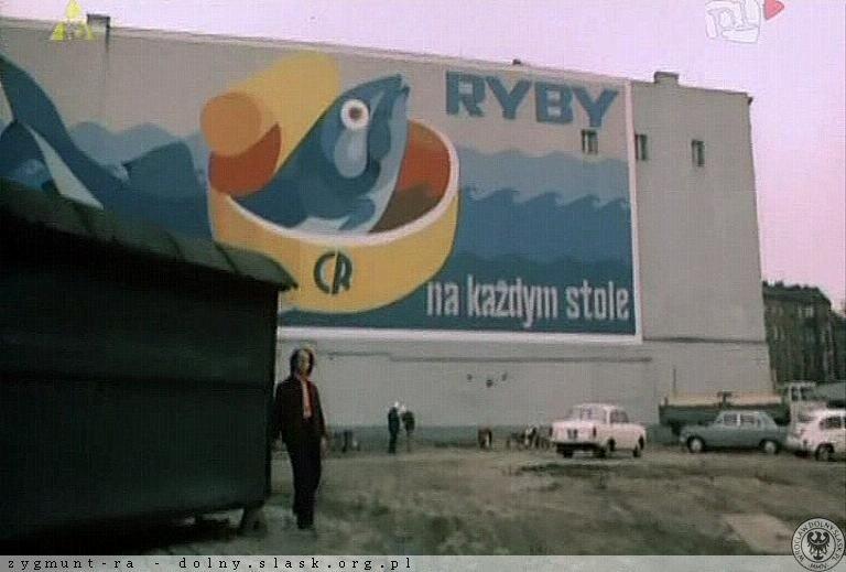 Wrocławskie murale sprzed 30 lat. Zobacz zdjęcia!