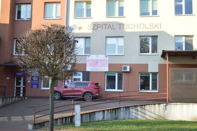 W sobotę, 29 maja, w tucholskim szpitalu zamknięto oddział covidowy. Tego też dnia wypisano z niego ostatniego pacjenta