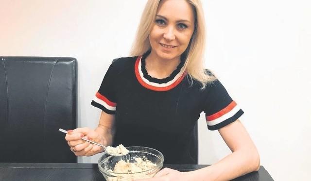 Olga Chaińska, dietetyczka i trenerka, zachęca, by stosować metodę małych kroczków