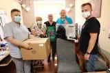Są komputery! Perełka lecznicy, oddział dziecięcy szpitala w Międzyrzeczu odetchnął z ulgą