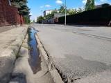 Kierowcy domagają się remontu ulic na Ślichowicach w Kielcach [ZDJĘCIA]