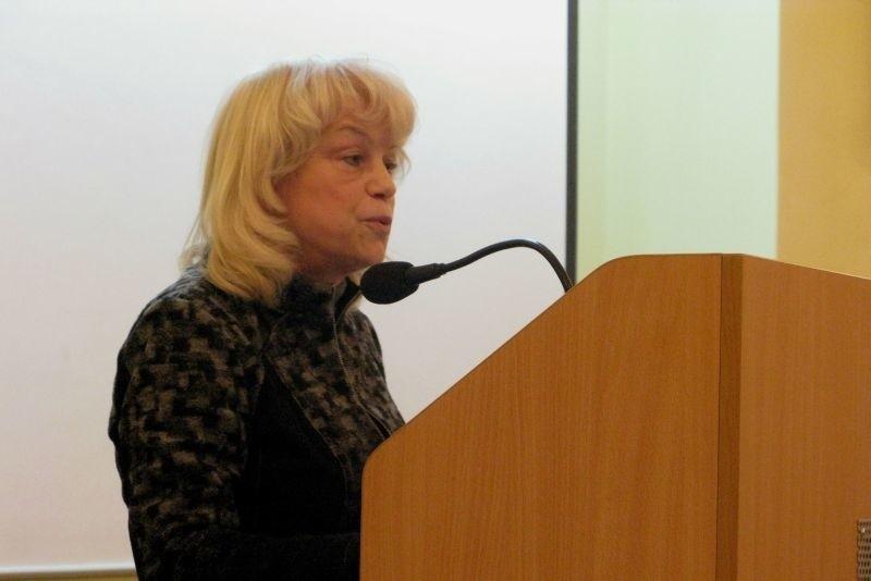 Prof. dr hab. Maria Nowacka