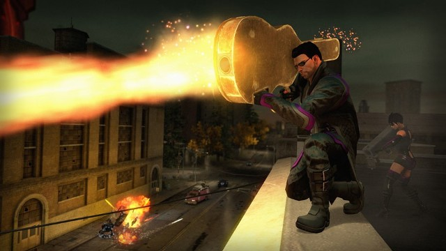 Saints Row IVPremiera gry Saints Row IV - na PC, PlayStation 3 i Xbox 360 - już 23 sierpnia.