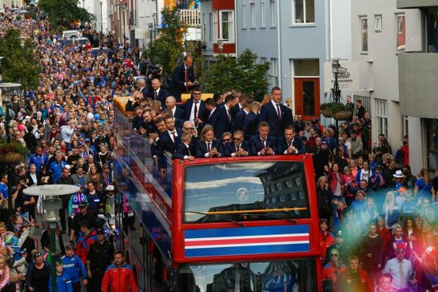 Islandia zakończyła Euro 2016 na ćwierćfinale