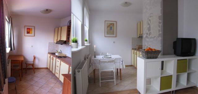Mieszkanie przed i po zmianach Home staging sprawi, że sprzedaż swoje mieszkanie szybciej i za rozsądną cenę. Wprowadzone zmiany przyciągną uwagę potencjalnych kupców.
