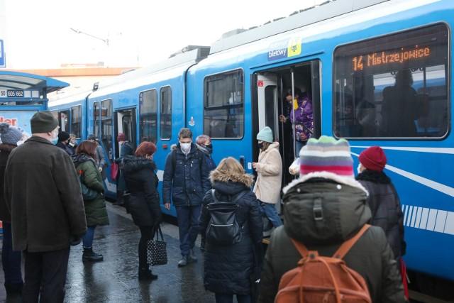 Kraków. Na Wielkanoc urzędnicy zawieszają niektóre linie tramwajowe