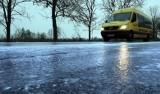 Ostrzeżenie pogodowe dla powiatu – we wtorek w nocy i w środę rano ma padać marznący deszcz