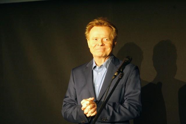 W poniedziałek Michał Bajor zaśpiewa w Suchym Lesie.