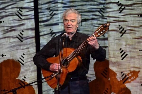 Andrzej Lajborek śpiewa rosyjskie ballady