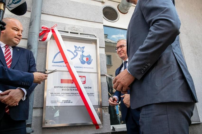 W poniedziałek (28.06) w Białymstoku zostało otwarte centrum...
