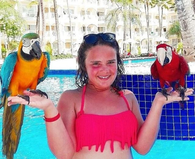 Natalia Paździor właśnie wróciła z upragnionych wakacji na Dominikanie.