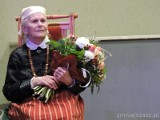 Śladami Kurpiów w Kadzidle po raz 15. Marianna Staśkiewicz otrzymała tytuł Honorowego Obywatela gminy Kadzidło