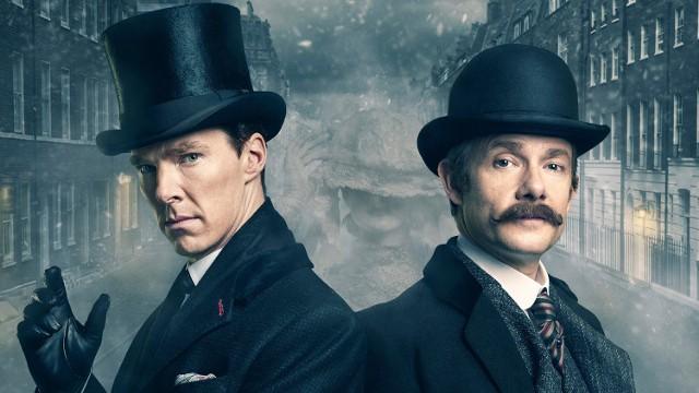 """""""Sherlock i upiorna panna młoda"""" to specjalny odcinek kultowego serialu"""