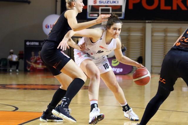 Gorzowskie koszykarki w półfinałowej serii play off przegrywają z CCC Polkowice 0:2.
