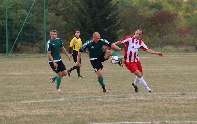 Zawodnicy z Bledzewa przegrali 0:3.