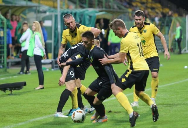 W pojedynku beniaminków GKS Jastrzębie uległ ŁKS-owi Łódź 0:2