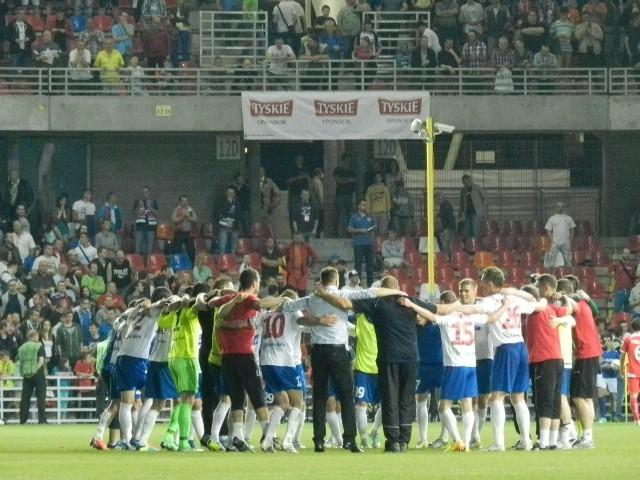 Podbeskidzie Bielsko-Biała - Widzew Łódź 3:0