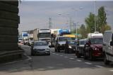 Trasa DK 86 z Katowic do Sosnowca zablokowana. Kierowcy jadą jednym pasem przez roboty drogowe, Remont potrwa kilka dni
