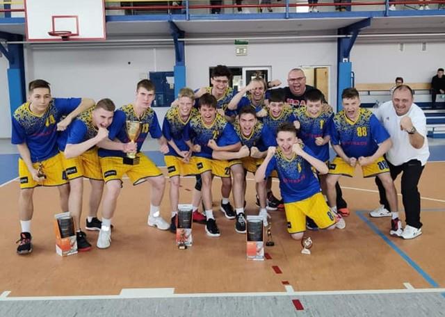 Młodzi koszykarze MKS Grójec z sukcesami!